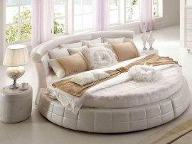Круглая кровать SleepArt Миракл