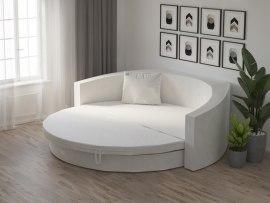 Круглая кровать-диван SleepArt Слип