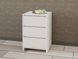 Тумба прикроватная деревянная Vita Mia Mizuki (Мизуки) 3 ящика