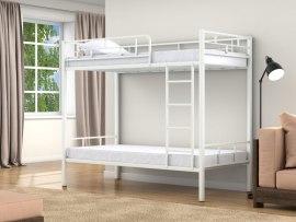 Кровать двухъярусная металлическая Валенсия