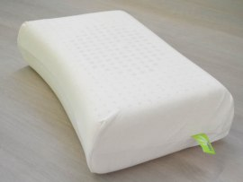 Подушка латексная Vega air