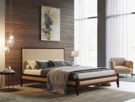 Кровать DreamLine Венсе ( массив бука или ясеня )