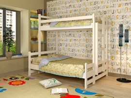 Двухъярусная трехместная кровать Vita Mia Юность