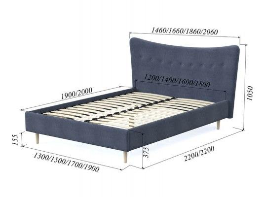 Кровать AnderSon Финна 12