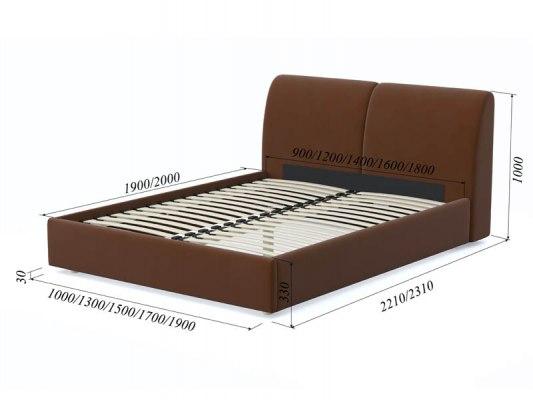 Кровать AnderSon Бекка 13