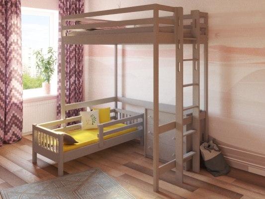 Детская кровать-чердак Vita Mia Bravo (Браво) 2