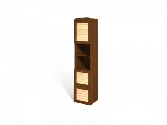 Шкаф для книг Интеди ИД 01.81 Робинзон 1