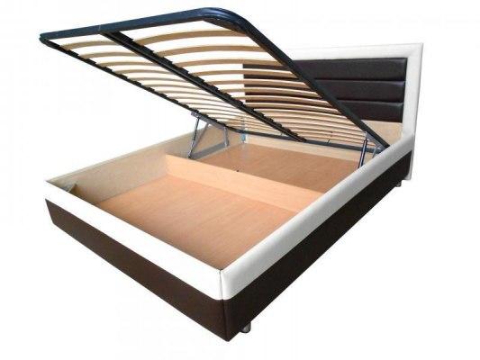 Кровать Райтон Life 2 Box с подъемным механизмом 6