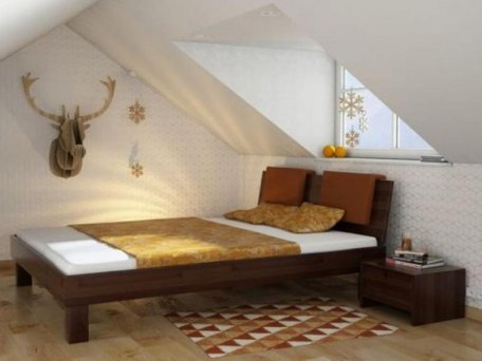 Кровать Letta Eton-Firu 300 ( массив бука ) 1
