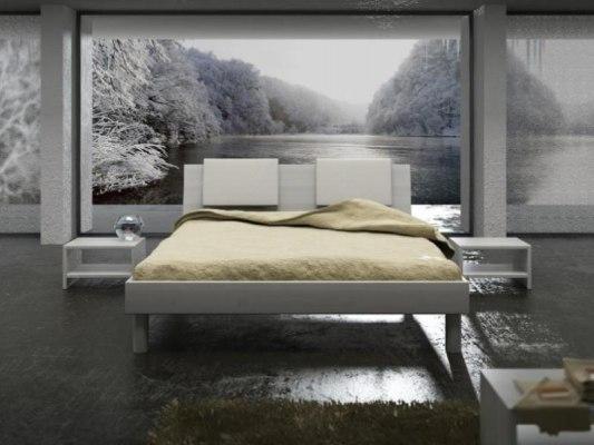 Кровать Letta Eton-Dori ( массив бука ) 1