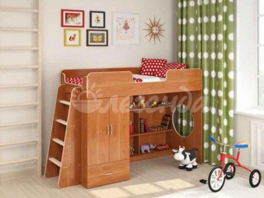 Кровать чердак Легенда 3.1 ( детская ) 1