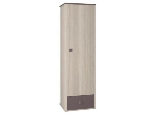 Шкаф для одежды Интеди ИД 01.02 Хэппи 1
