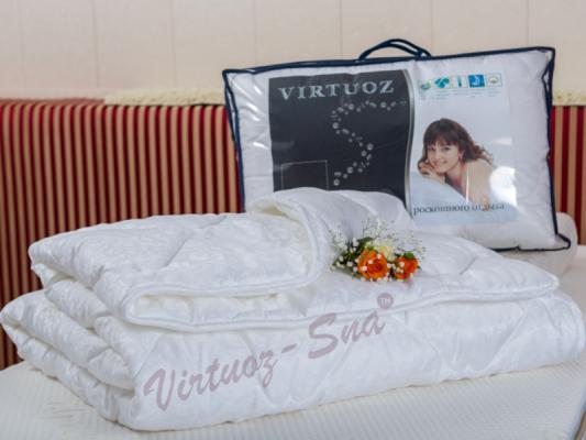 Одеяло Виртуоз Adajio ( искусственный лебяжий пух ) 1