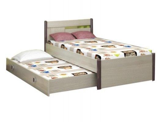 Кровать Интеди детская ИД 01.245а Хэппи 3