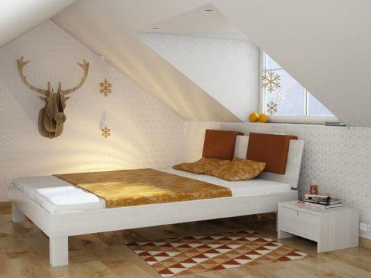 Кровать Letta-R Eton-Firu 200 (массив бука) 1