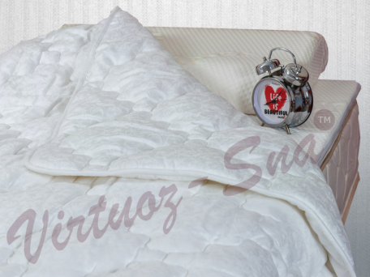 Одеяло Виртуоз Adajio ( искусственный лебяжий пух ) 2