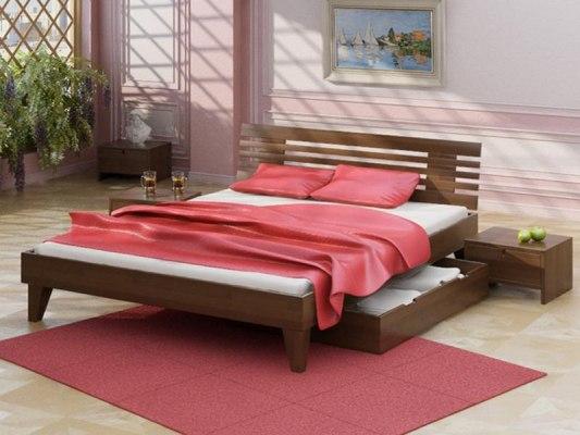 Кровать Letta Clare-Arce ( массив бука ) 2