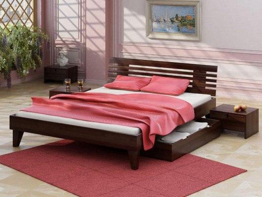 Кровать Letta Clare-Arce ( массив бука ) 3