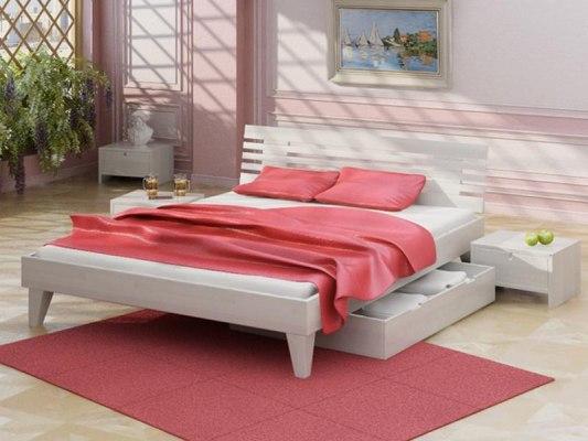 Кровать Letta Clare-Arce ( массив бука ) 4