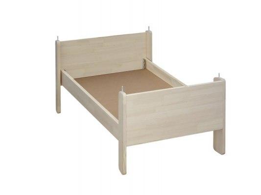 Кровать детская двухъярусная из массива дерева Vita Mia Лилия ( разборная ) 3
