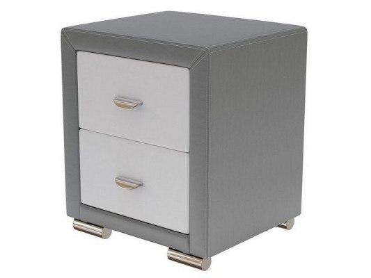 Корпус серый + белые ящики