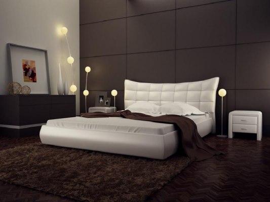 Кровать Soft Bed Palermo 1