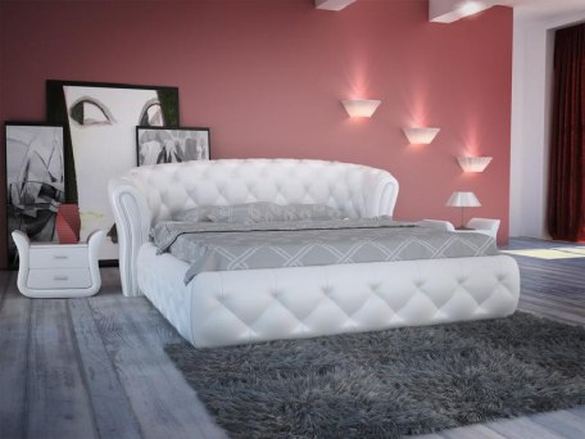 Кровать Soft Bed Orchidea 1