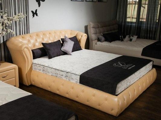 Кровать Soft Bed Orchidea 2