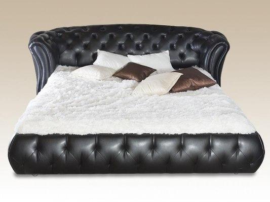 Кровать Soft Bed Orchidea 3