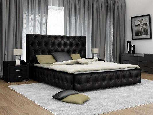 Кровать Soft Bed Diamant 1 1