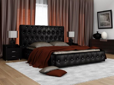 Кровать Soft Bed Diamant 2 1