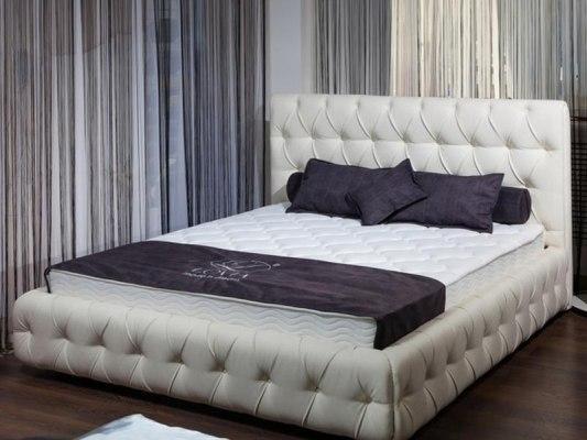 Кровать Soft Bed Diamant 1 2
