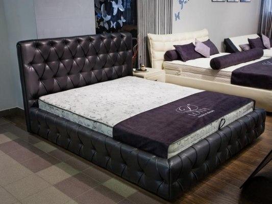 Кровать Soft Bed Diamant 1 3
