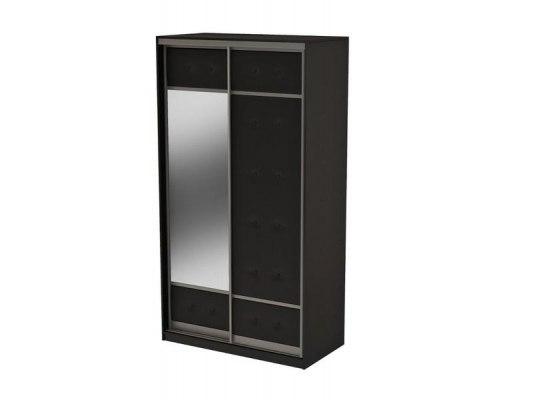 Шкаф 2-х дверный Орматек Неро/Сезия 2