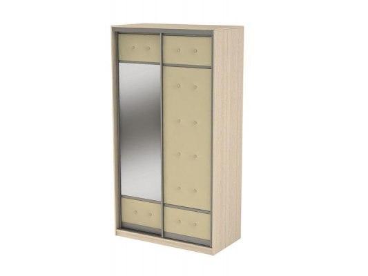 Шкаф 2-х дверный Орматек Неро/Сезия 7