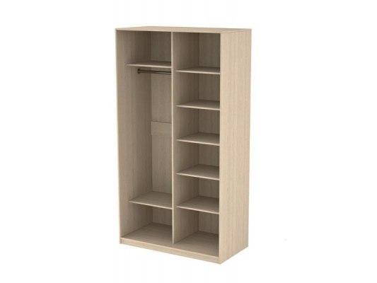 Шкаф 2-х дверный Орматек Неро/Сезия 8
