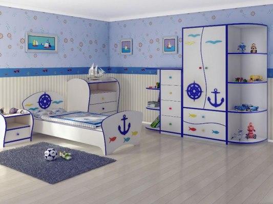 Угловой шкаф ( терминал ) Орматек Соната Kids 3