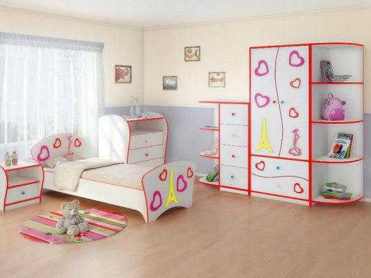 Угловой шкаф ( терминал ) Орматек Соната Kids 4