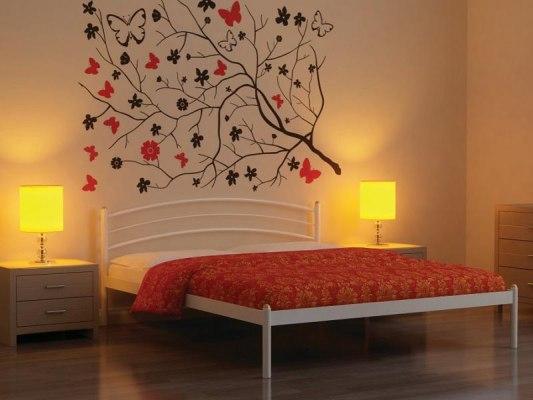 Кровать металлическая СтиллМет Эко 2