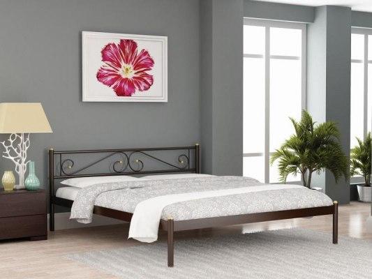 Кровать металлическая СтиллМет Шарм 2