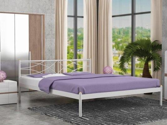 Кровать металлическая СтиллМет Экзотика 2