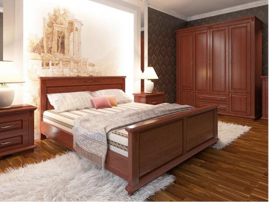 Кровать DreamLine Палермо ( массив бука или ясеня ) 1