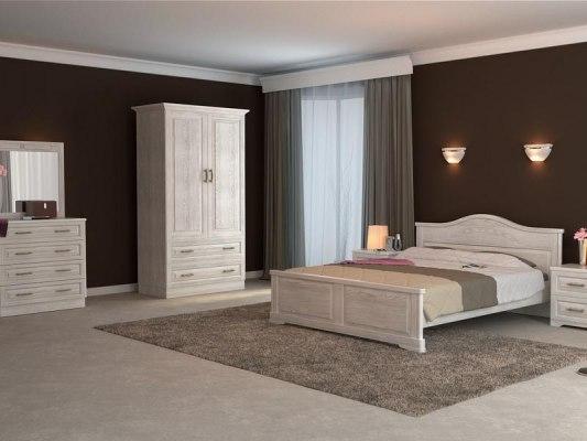 Кровать DreamLine Эдем ( массив бука или ясеня ) 5