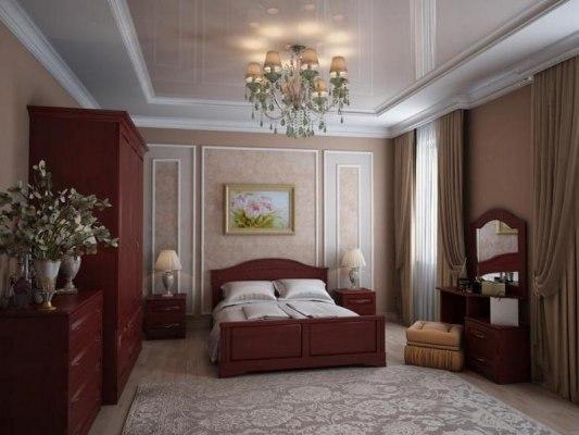 Кровать DreamLine Эдем ( массив бука или ясеня ) 6