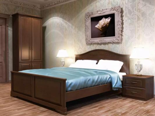 Кровать DreamLine Эдем ( массив бука или ясеня ) 1