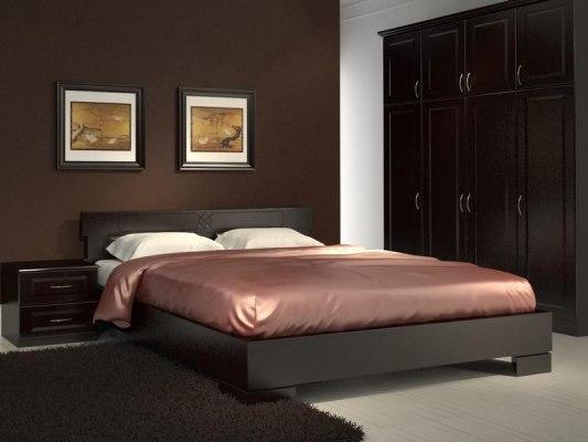 Кровать DreamLine Варна ( массив бука или ясеня ) 1