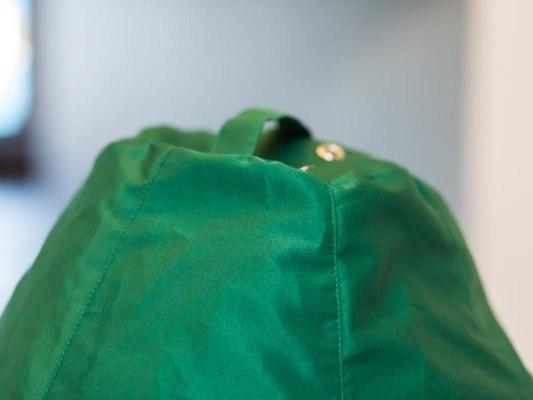 Кресло мешок Фьюжн Зеленое 2