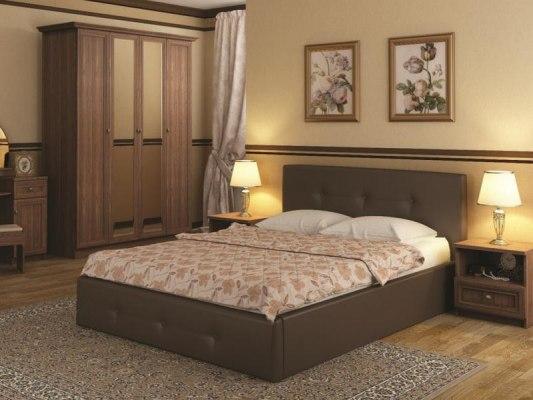 Кровать Арника Линда с подъемным механизмом 1