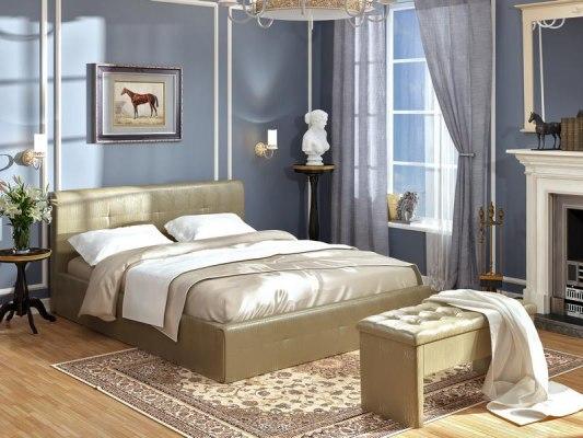 Кровать Арника Линда с подъемным механизмом 4