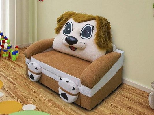 Детский раскладной диван М-Стиль Барбос 1